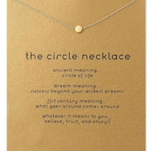 """Jewelry - The Circle Necklace """"Circle Of Life"""" Necklace"""
